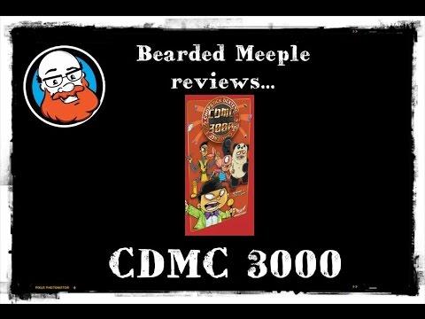 Bearded Meeple reviews Chopstick Dexterity Mega Challenge 3000