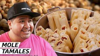 How Tamales Are Made at One of NYC's Favorite Puebla Tamal Shops — Handmade thumbnail