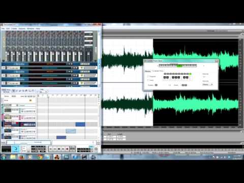 DJ DOC3PAC's Quick Tutorials - Sampling in Reason with Recycle