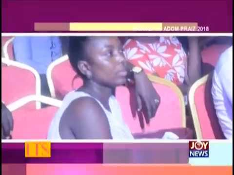 Adom Praiz 2018 - Let's Talk Entertainment on JoyNews (31-8-18)