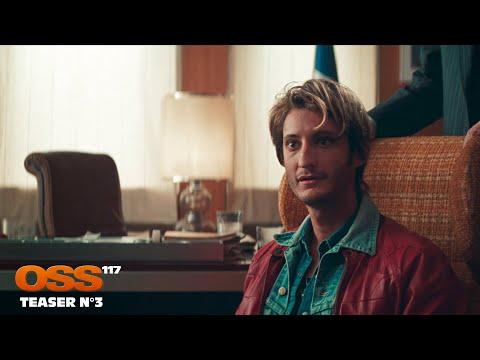 Musique de la pub Gaumont OSS 117 – Teaser n°3 Mai 2021