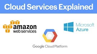 Cloud Services Explained - tutorial for beginners