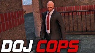 Dept. of Justice Cops #227 - Roof Top Killer (Criminal)