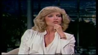 Cindy Morgan on The Tonight Show -9/1982