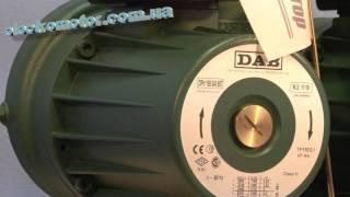 DAB DMH 30/250.40 T циркуляционный насос от компании ПКФ «Электромотор» - видео