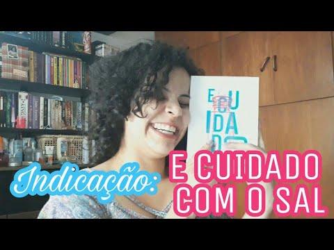 E CUIDADO COM O SAL (FERNANDO RISCH) | VEDA #23 | Livraneios