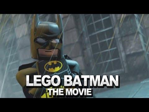 0 【動画】レゴ+バットマン+映画