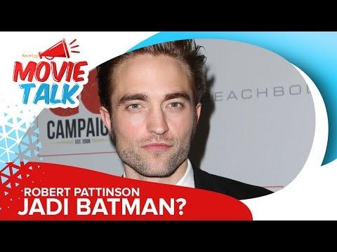 Bikin Heboh, Robert Pattinson Bakal Jadi Batman?