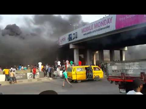 Tanker explosion in Lagos| Punch