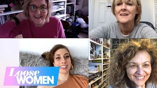 YouTube e-card Subscribe now for more  Our Loose Women may be in lockdown but nothing can keep them down Kaye