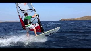 Windsurfing- How to Vulcan