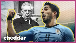 How Uruguay Became an Unlikely World Cup Powerhouse - Cheddar Explains