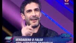 Duro De Domar - Verdadero O Falso - Leo Sbaraglia - Primera Parte 11-05-12
