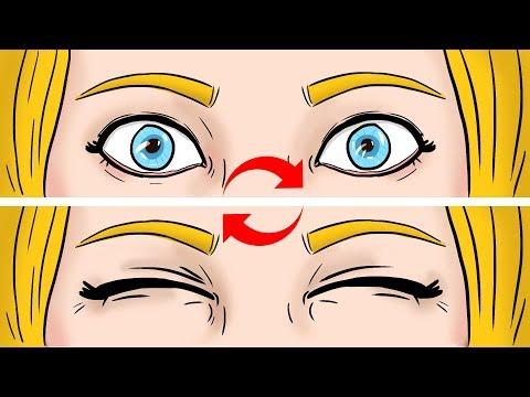 Самый Простой Способ Остановить Нервный Тик Глаза