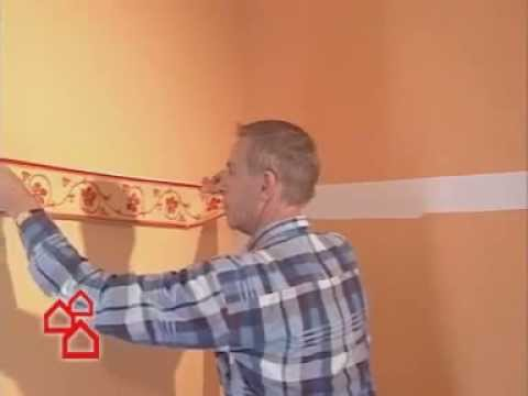 BAUHAUS TV - Tapezieren