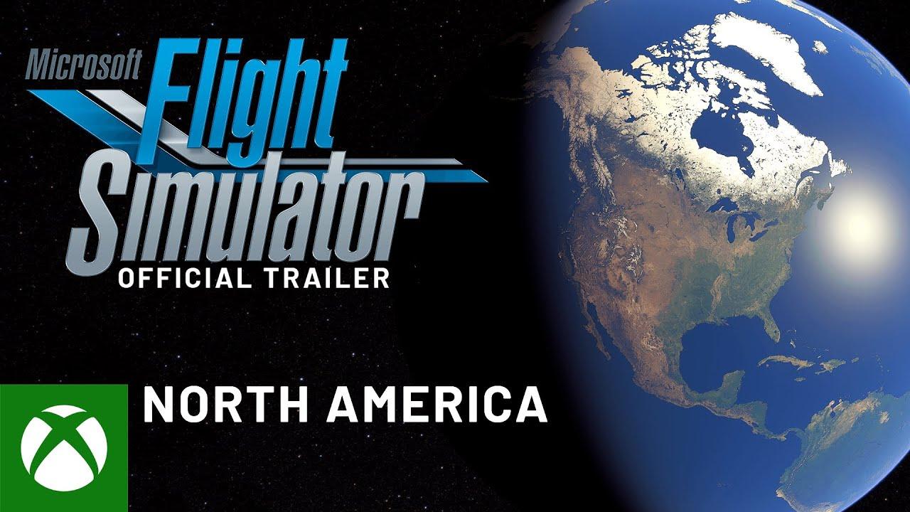 Microsoft Flight Simulator North America – Around the World Tour Video Still
