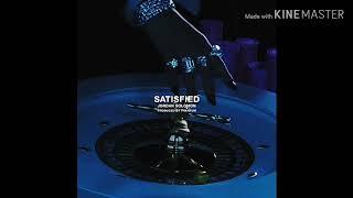 Jordan Solomon   Satisfied (Lyrics 🔥).
