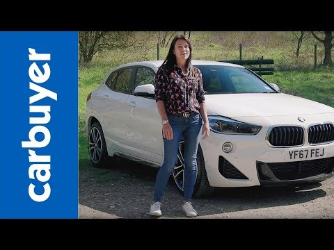 New 2018 BMW X2 SUV In-depth Review – Carbuyer – Ginny Buckley
