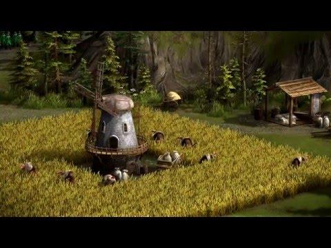 Видео № 2 из игры Казаки 3 [PC,DVD]