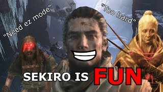 THE SEKIRO EXPERIENCE
