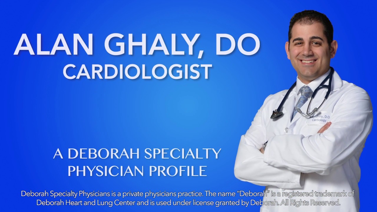 Meet Alan Ghaly, DO