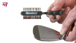 Masters Golf - Opti Club Cleaner Brush (ZDGA0122)