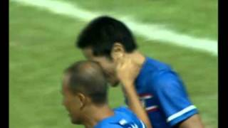 Indonesia vs Thailand: Ini Cuplikan Gol Bambang Pamungkas yang Bikin Gelora Bung Karno Bergemuruh