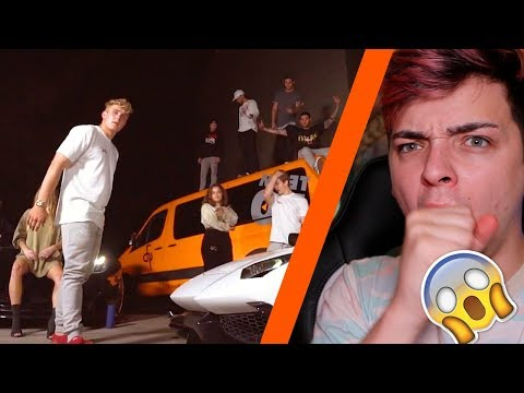 Reacting To Jake Paul - It's Everyday Bro (Song)
