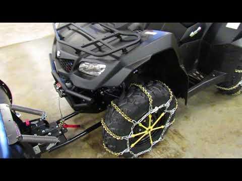 2017 Suzuki KingQuad 400ASi Special Edition in Romney, West Virginia