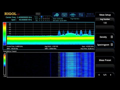Introduction into Real-Time Spectrum Analysis