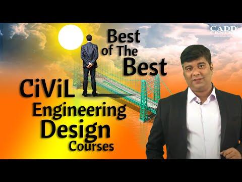 Best Civil Engineering Design Courses In Pune   Civil Engineering ...