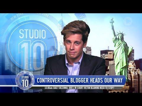 Milo Yiannopoulos Talks Free Speech, Feminism, Fake News & A