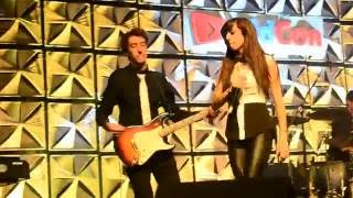 Chrstina Grimmie - Over Overthinking you @VidCon2013