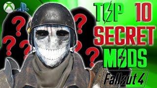 Fallout 4 Top 10 SECRET Mods