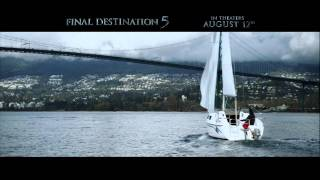 Final Destination 5 - TV Spot 1