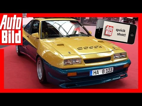 Quickshot Opel Manta B - Bertis Manta Manta