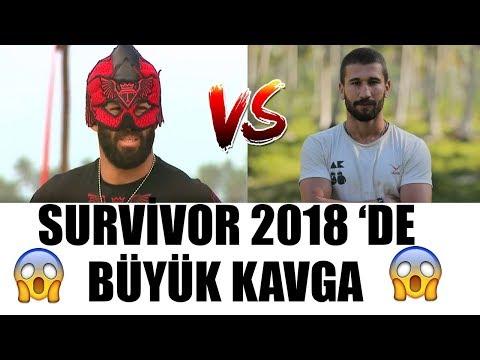 Adem Ve Turabi Arasindaki Büyük Kavga Acunun Sert Uyarisi! (Survivor 2018)
