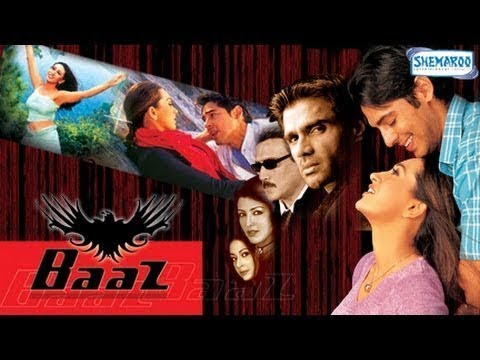 Baaz - A Bird In Danger - Hindi Full Movie - Sunil Shetty, Karisma Kapoor, Jackie Shroff - Hit Movie