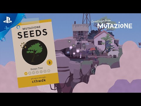 Why Relaxing In Garden Mode Became Mutazione's First Content Update, Out Today