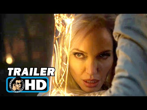 ETERNALS Teaser Trailer | NEW 2021 Marvel Superhero Movie HD