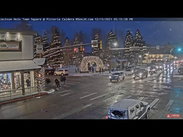 Live Webcam Jackson Hole, Wyoming
