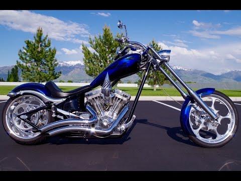 FOR SALE 2007 Big Dog K9 K-9 Custom Softail Chopper Motorcycle 17,719 Miles Harley Davidson $15,999!