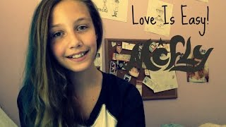 Love Is Easy // McFly (cover)