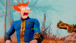 """Fallout 4 """"Баги, Приколы, Фейлы"""""""