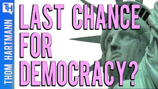 A Serious Week For America & Democracy