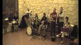 preview picture of video 'RONDALLA GRANVALS. JOTA de LA SERRANA. EN VALDEPRADOS (SEGOVIA)'