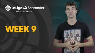 What to Watch with Chris Murch: Week 9