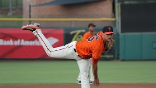 SF Giants No. 2 prospect Tyler Beede | AZL Giants 2014