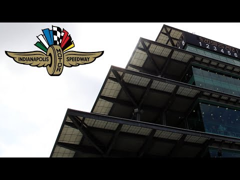 2018 Indianapolis Motor Speedway Oval Open Test Day 1