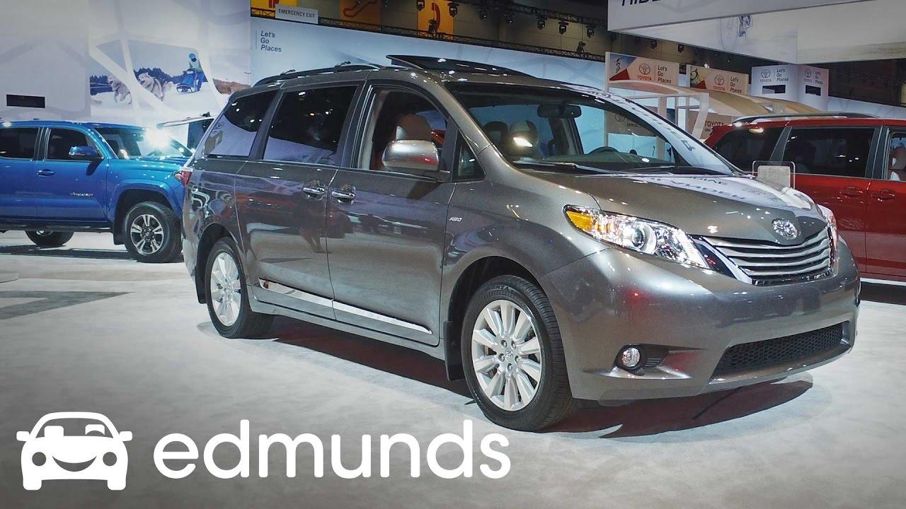 Used 2017 Toyota Sienna